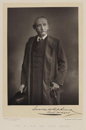 Sir James Whitehead, 1st Bt