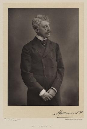 Sir Squire Bancroft Bancroft (né Butterfield)