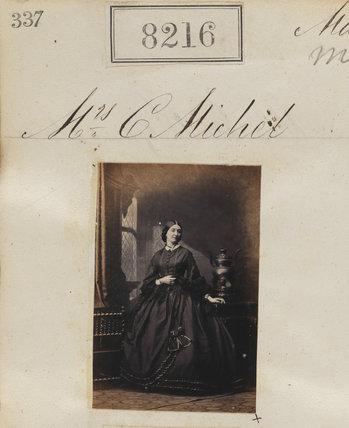 Emily Spooner Michel (née Clarke)