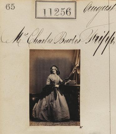 Madeleine Fripp (née de Soyres)