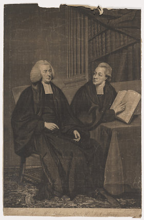 Martin Madan; Charles Edward de Coetlogon