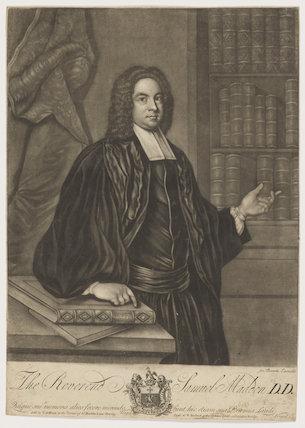 Samuel Molyneux Madden
