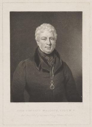 John Finchett Maddock