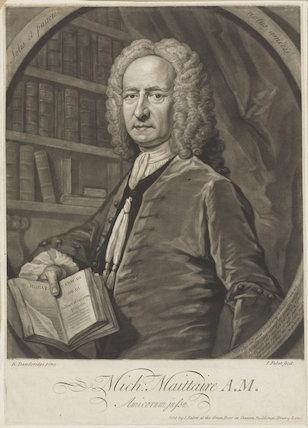 Michael Maittaire