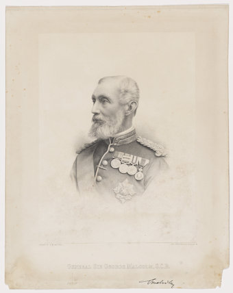 Sir George Malcolm
