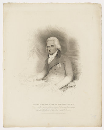 James Harris, 1st Earl of Malmesbury