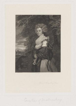 Harriet Maria Harris (née Amyand), Countess of Malmesbury