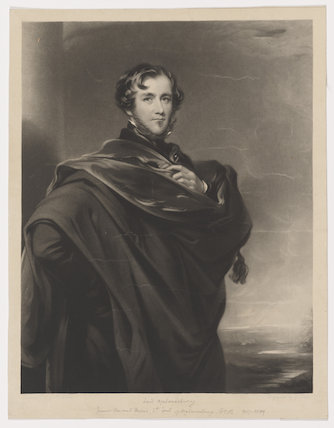 James Howard Harris, 3rd Earl of Malmesbury