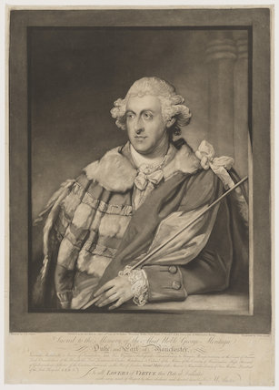 George Montagu, 4th Duke of Manchester