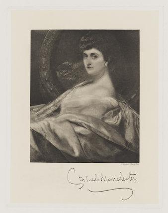 Consuelo Montagu (née Yznaga), Duchess of Manchester