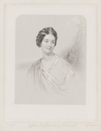 Lydia Manners-Sutton (née Dashwood), Lady Manners of Foston