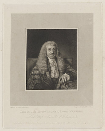 Thomas Manners-Sutton, 1st Baron Manners of Foston