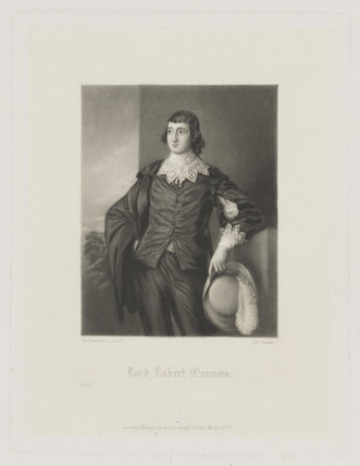 Lord Robert Manners