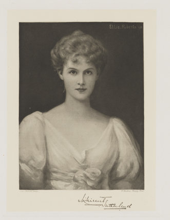 Millicent Fanny Sutherland-Leveson-Gower (née St Clair-Erskine), Duchess of Sutherland