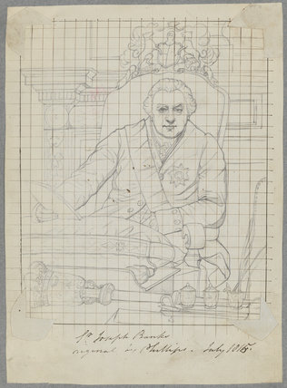 Sir Joseph Banks, Bt