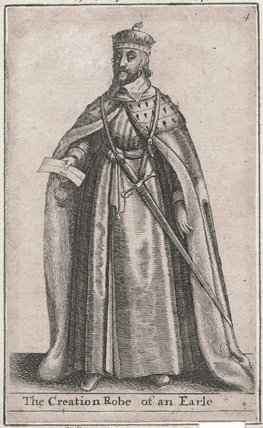 Thomas Howard, 14th Earl of Arundel ('The Creation Robe of an Earle')