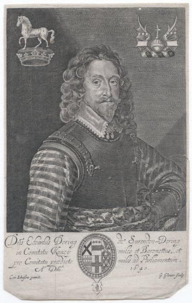 Sir Edward Dering, 1st Bt