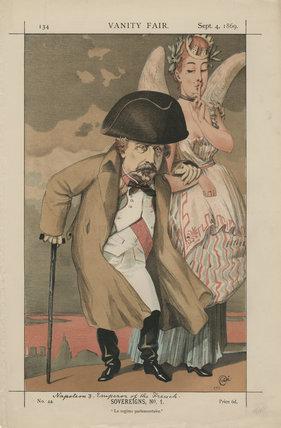 Napoléon III, Emperor of France ('Sovereigns, No. 1.