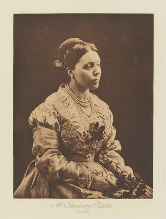 Anne Isabella (née Thackeray), Lady Ritchie
