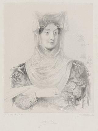 Mrs East ('A Greek lady')