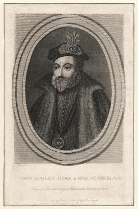 John Dudley, Duke of Northumberland