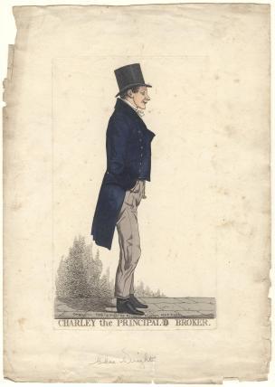 'Charley the principal=d broker' (Charles Wright)