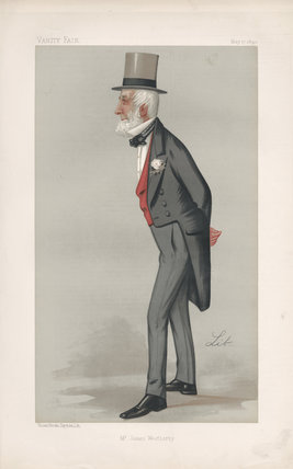 James Weatherby ('Men of the Day. No. 470.')
