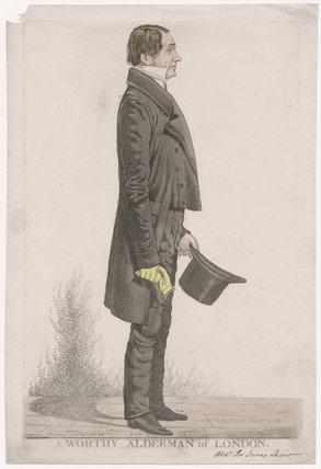 Sir James Shaw ('A worthy alderman of London')