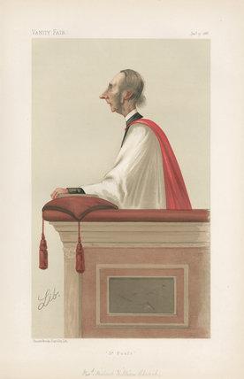 Richard William Church ('Men of the Day. No. 350.')