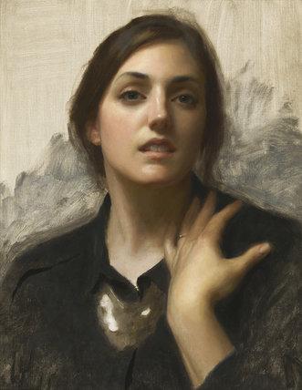 Laura In Black by Joshua LaRock