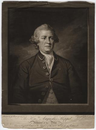 Augustus Keppel, Viscount Keppel