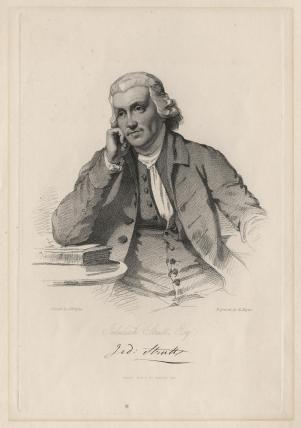 Jedediah Strutt of Derby