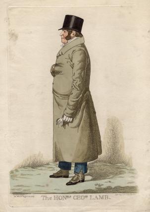 George Lamb