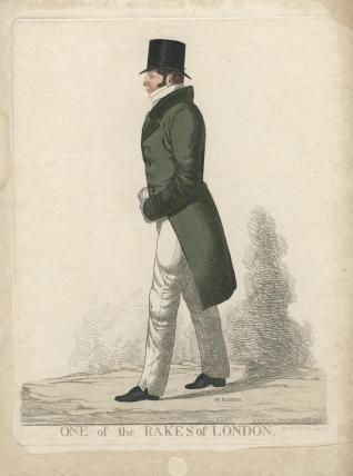 Thomas Raikes ('One of the rake's of London')