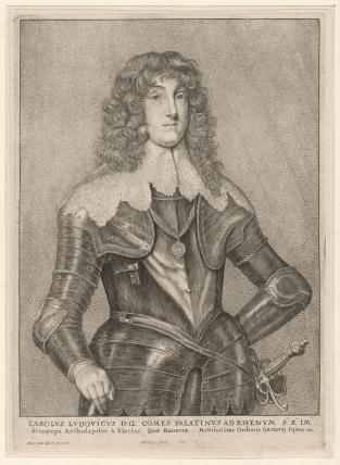 Charles Lewis (Louis), Elector Palatine