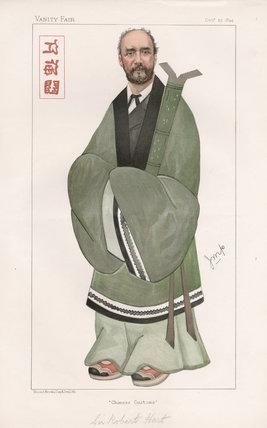 Sir Robert Hart, 1st Bt ('Men of the Day. No. 608.')