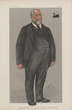 John Forrest, 1st Baron Forrest ('Men of the Day. No. 693.')