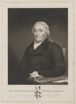 Sir John Kynaston Powell, Bt