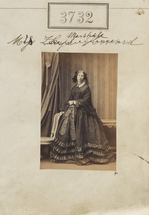 Mrs Marshall by Camille Silvy at Art on Demand Portraits