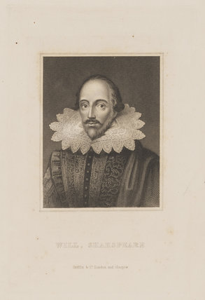 Unknown gentleman, possibly Sir Thomas Overbury, previously known as William Shakespeare