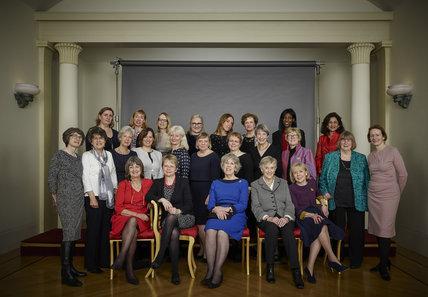 Women Permanent Secretaries