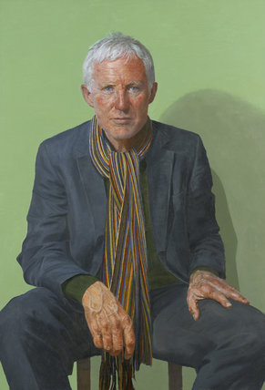 Norman Lamb MP by Paul. P Smith