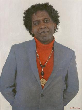 Lemn Sissay by Fiona Graham-Mackay