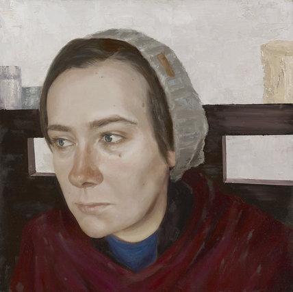Self-Portrait by Hannah Laws