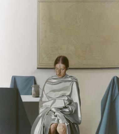 Blind Portrait by Daniel Coves