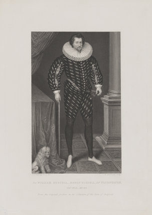 William Russell, 1st Baron Russell of Thornhaugh