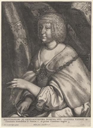 Aletheia Talbot, Countess of Arundel