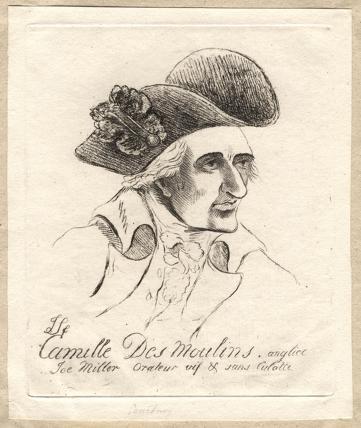 John Courtenay ('Camille des Moulins')