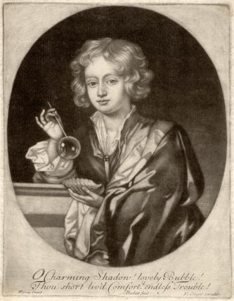 Unknown child, ?William Cecil