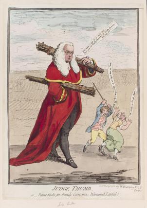 Sir Francis Buller, 1st Bt ('Judge Thumb')